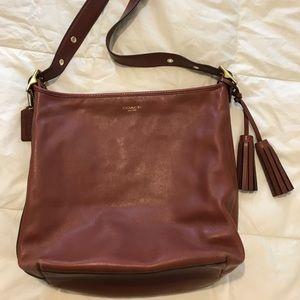 Authentic Coach duffle (bucket) bag